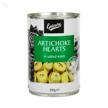 Epicure Artichoke Hearts 390 gm